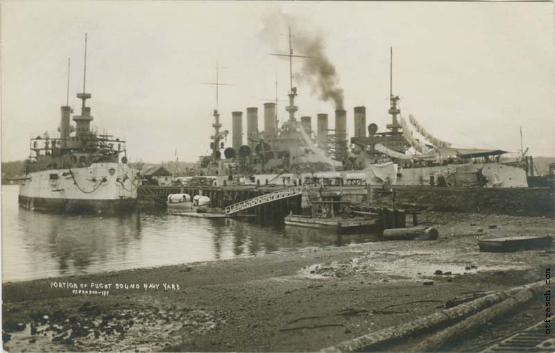 Image 133 - Portion of Puget Sound Navy Yard