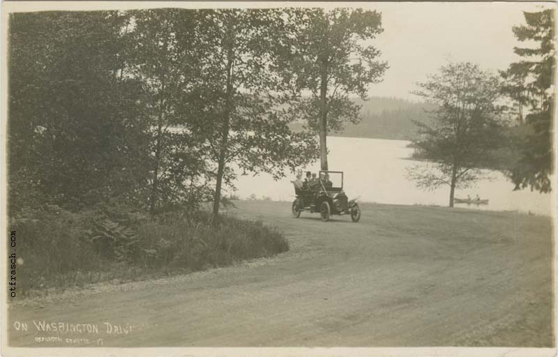 O. T. Frasch Image 17 - On Washington Drive