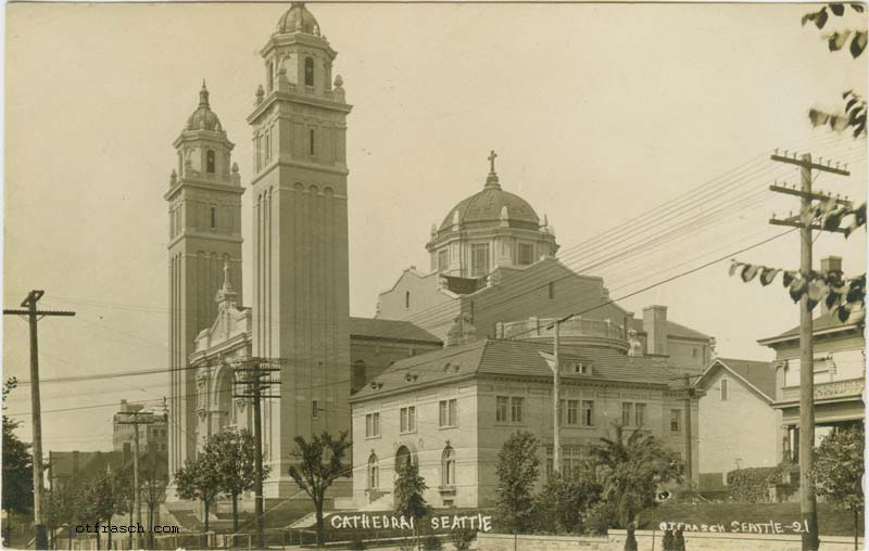O. T. Frasch Image 21 - Cathedral Seattle