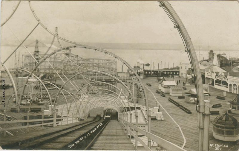 O. T. Frasch Image 307 - The Shoots at Luna Park