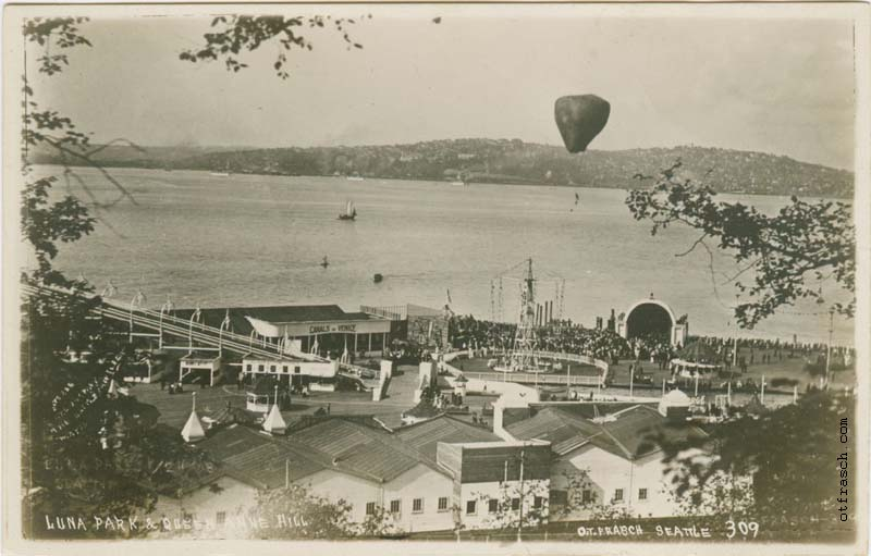 O. T. Frasch Image 309 - Luna Park and Queen Anne Hill