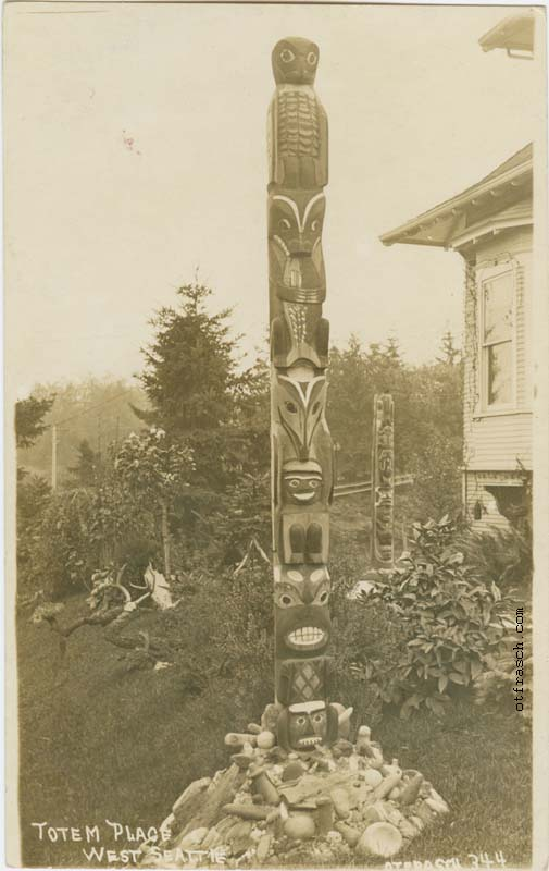 O. T. Frasch Image 344 - Totem Place West Seattle