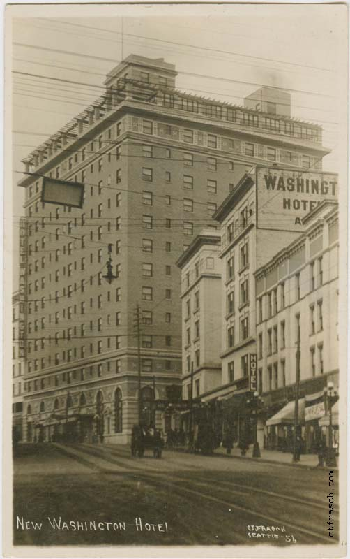 O. T. Frasch Image 56 - New Washington Hotel
