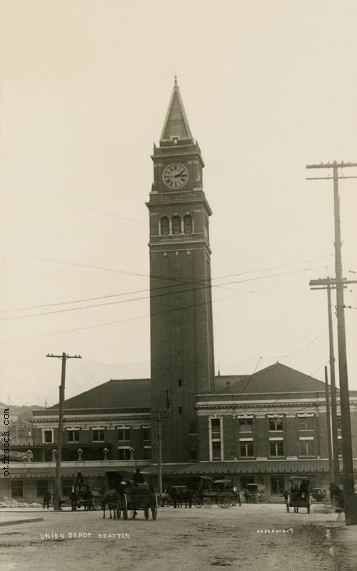O. T. Frasch Image 7B - Union Depot Seattle