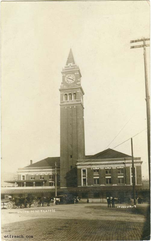 O. T. Frasch Image 7 - Union Depot Seattle
