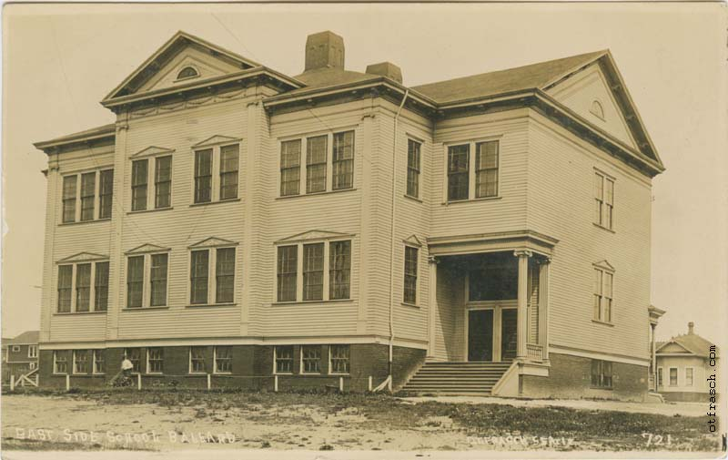 Image 721 - East Side School Ballard