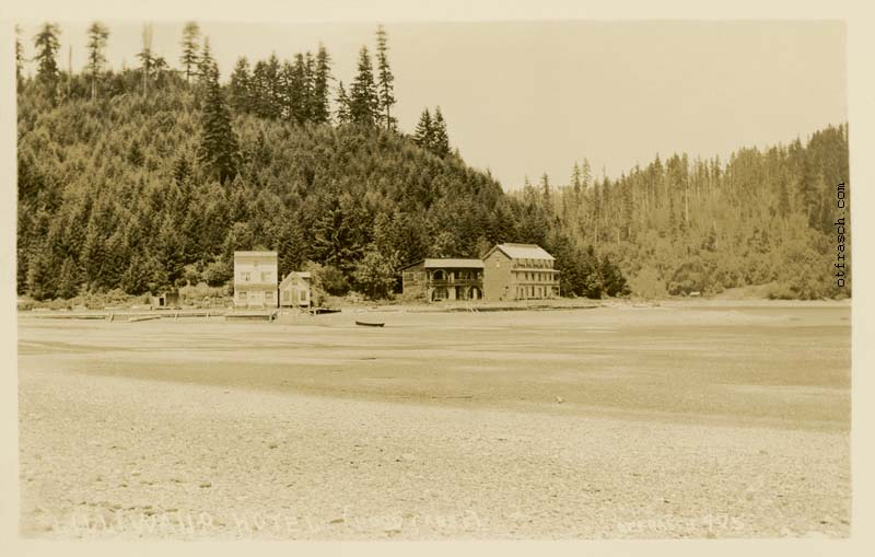 O. T. Frasch Image 975 - Lilliwaup Hotel (Hood Canal)