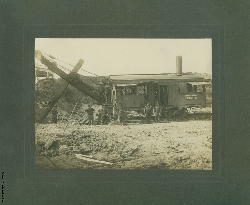 Unnumbered Image - Steam Shovel Crew